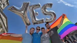 gay marriage in Ireland